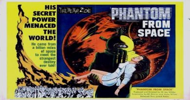 Phantom From Space 1953  —  A Sci-fi  Movie Full Length