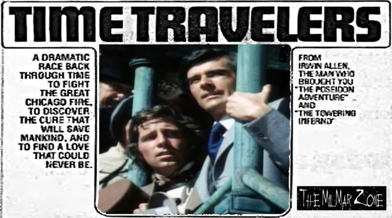 Time Travelers 1976 — A Time Travel Movie Full Length