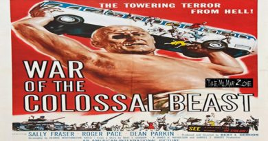 War of the Colossal Beast 1958 — A Sci-fi  / Horror Movie Full Length