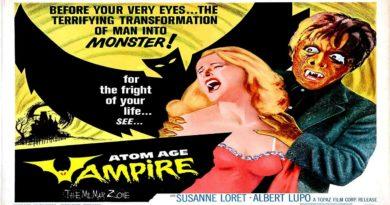 Atom Age Vampire 1960 aka Seddok, l'erede di Satana — A Sci-fi  Movie Full Length