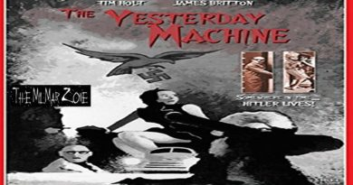 The Yesterday Machine 1965 — A Time Travel Movie Full Length