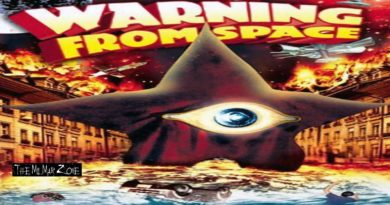 Warning from Space 1956 — A Sci-fi / Horror  Movie Full Length