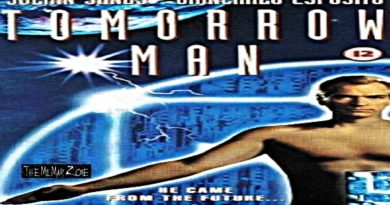 The Tomorrow Man (1996)  — A Time Travel Movie Full Length