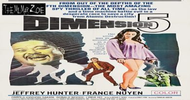 Dimension 5 1966 — A Time Travel Movie Full Length