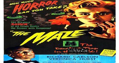 The Maze 1953 — A Sci-fi / Horror  Movie Full Length