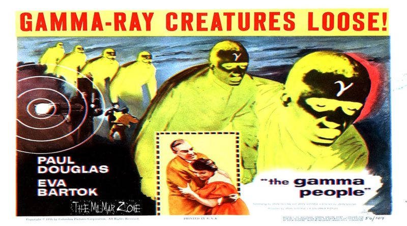 The Gamma People 1956 — A Sci-fi / Horror  Movie Full Length