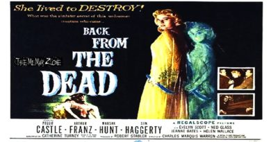 Back From the Dead 1957 — A Sci-fi / Horror  Movie Full Length