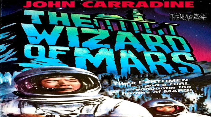 The Wizard of Mars 1965  — A Time Travel Movie Full Length