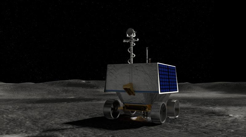 NASA to Announce Landing Site for Artemis Lunar Robotic Rover