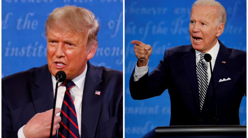 Here's how Trump or Biden can help save democratic capitalism