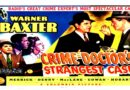 The Crime Doctor's Strangest Case 1943 — A Mystery / Crime Full-Length Movie