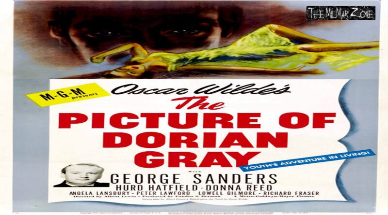 The Picture of Dorian Gray 1945 — A Sci-fi / Horror Movie Trailer