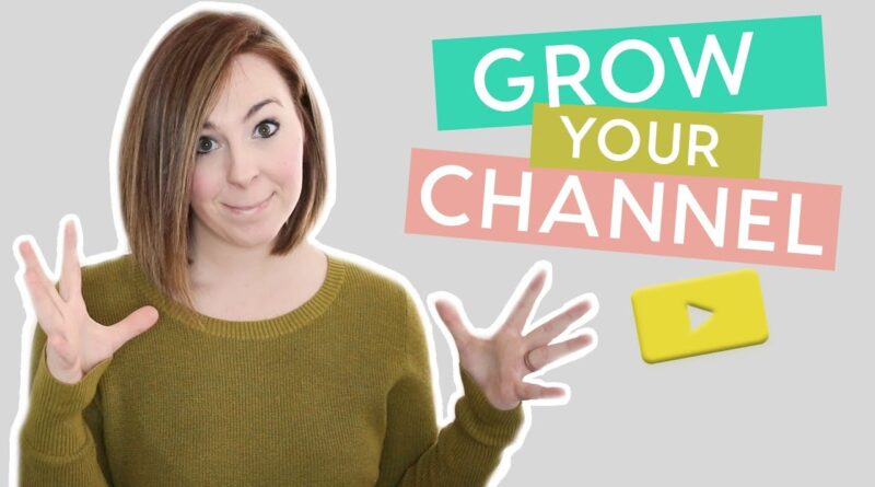 How to Get More Subscribers on YouTube | How I went from 500 to 5,000 QUICK