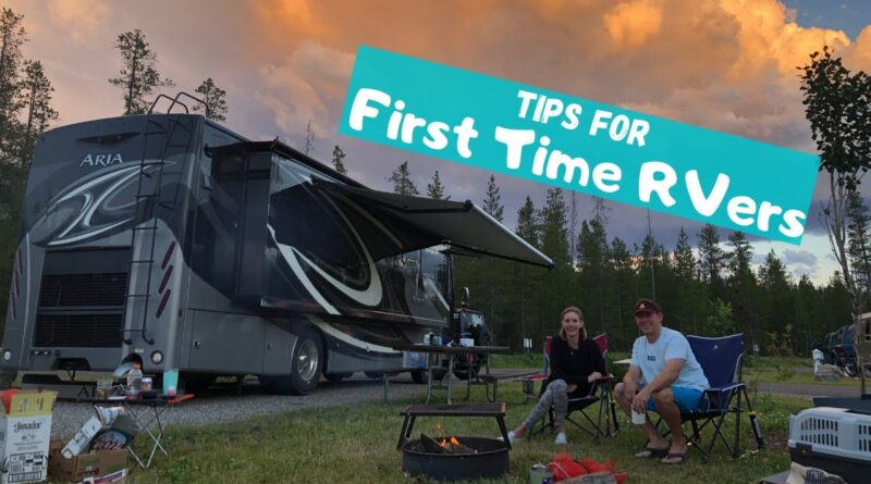 The REAL truth about RV life | Newbie RV Couple in their BRAND NEW Class A RV | Fireside Chat Ep. 2