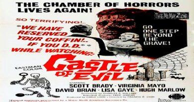 Castle of Evil 1966 — A Sci-fi / Horror Full-Length Movie