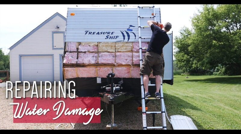 RV Water Damage Repair