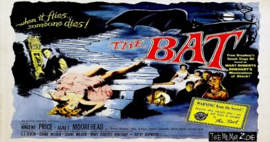 The Bat 1959  — A Sci-fi / Horror Movie Trailer