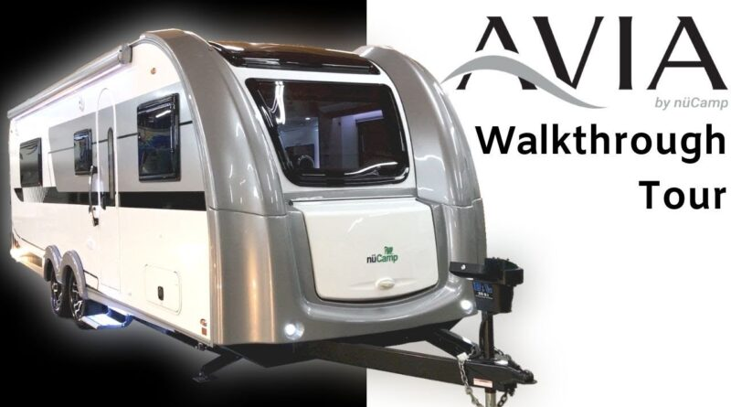 New AVIA by nuCamp RV Walkthrough Tour – Travel Trailer
