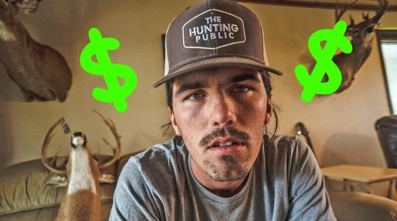 HOW DO WE MAKE MONEY?? – Starting a Hunting Show