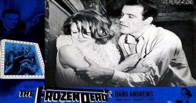 The Frozen Dead 1966  — A Sci-fi / Horror Full-Length Movie
