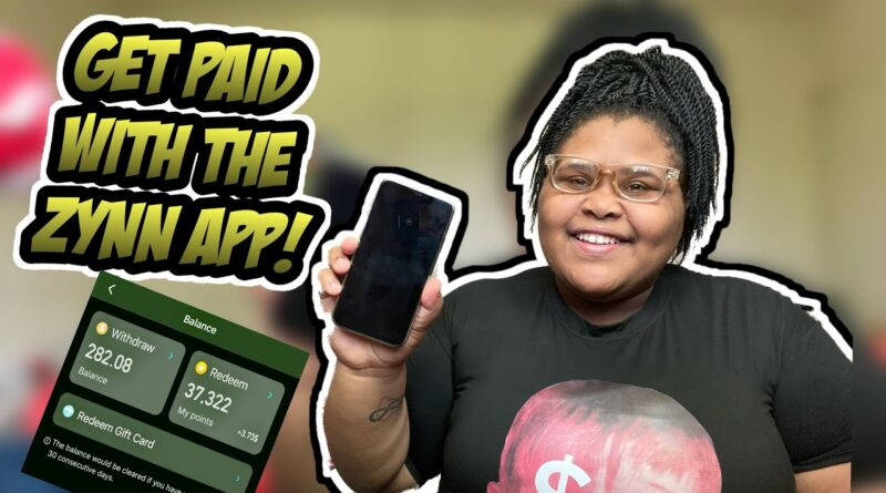 How I make $100 a day using Zynn App!