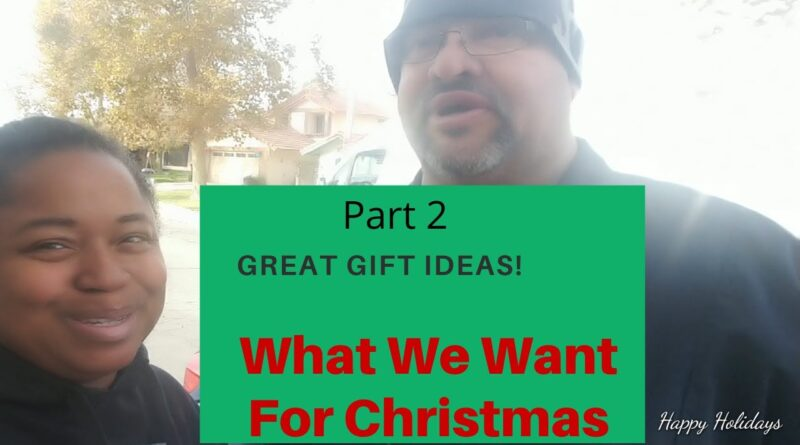 RV newbies | 10 gift challenge for the Holiday (part 2)| #LivingTheGoodLifeRving