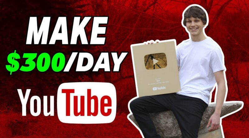 How to Make Money on YouTube Without Making Videos (Niche Channels)