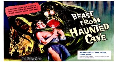 Beast From Haunted Cave 1959 — A Sci-fi / Horror Movie Trailer