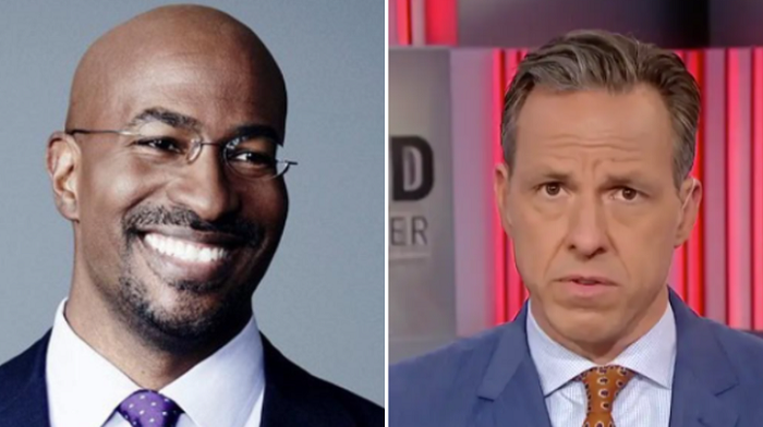 Jake Tapper Rips Trump Over Comments About The Black Community, Van Jones Fires Back 'He Doesn't Get Enough Credit'