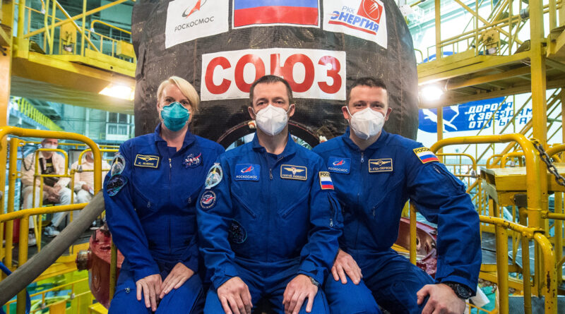 NASA Television Coverage Set for Space Station Crew Launch Aboard Soyuz