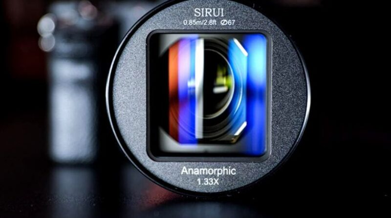 Anamorphic lens: What is it and why you should use it