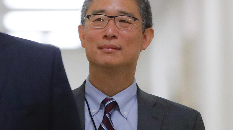 Justice Department official Bruce Ohr is out