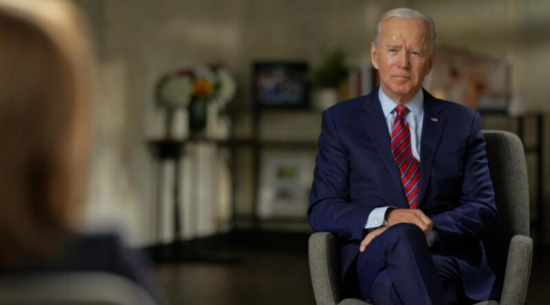 Joe Biden makes the case for why he should be president