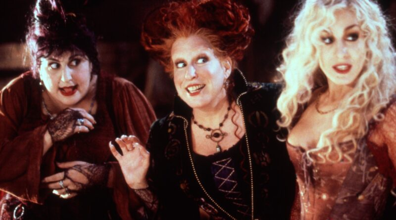 Bette Midler confirms that she's coming back for more 'Hocus Pocus' [Video]