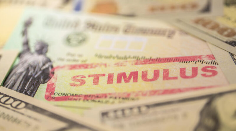 What's the status of a second $1,200 stimulus check?