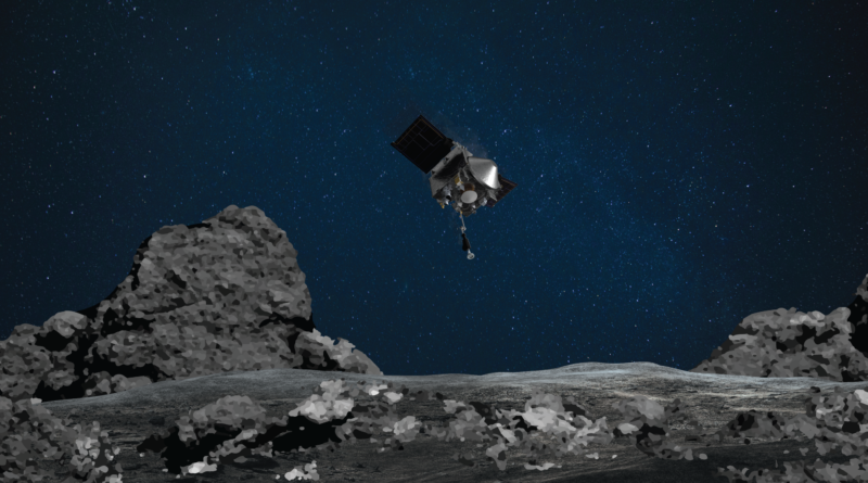 Update: NASA to Broadcast OSIRIS-REx Asteroid Sample Collection Activities