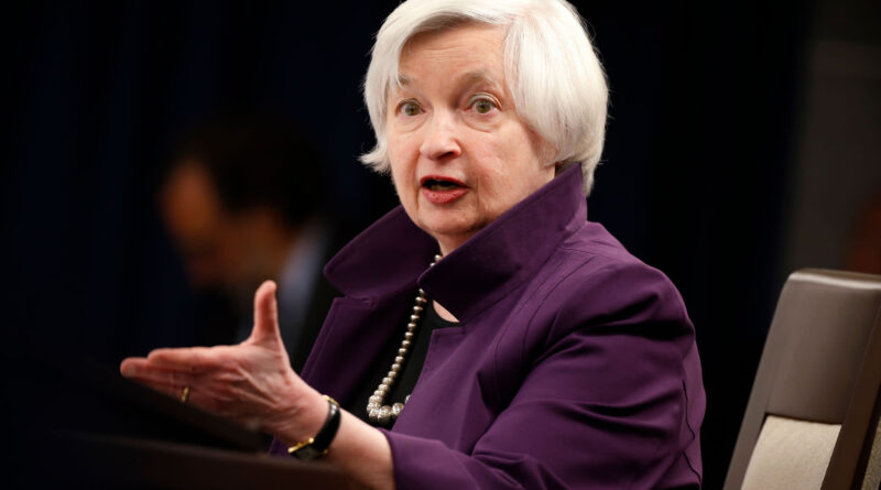 Markets cheer Yellen pick for Treasury, seeing her focus on fixing the economy and not politics
