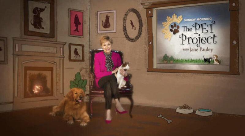 """""""CBS Sunday Morning: The Pet Project"""""""