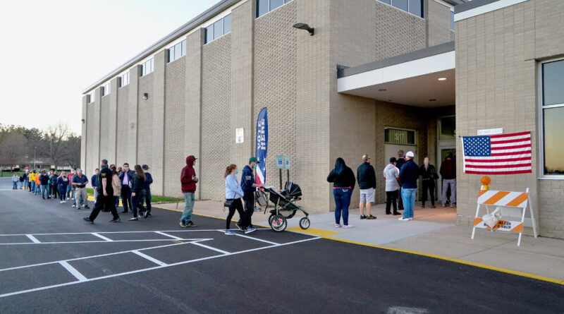 Election Officials Directly Contradict Trump on Voting System Fraud