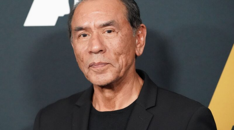 Wes Studi revisits 'Dances With Wolves' and the changing depictions of Native Americans in film and television
