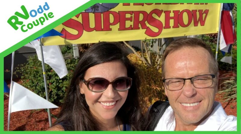 2020 Tampa RV Supershow (RV Show Tips for Newbies)