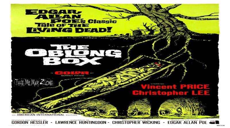 The Oblong Box 1969 — A Sci-fi / Horror  Movie Trailer