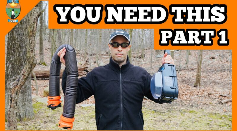 12 Essential Items Every RV Owner Should Have Part 1