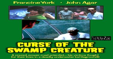 Curse of the Swamp Creature 1968 — A Sci-fi / Horror Full-Length Movie