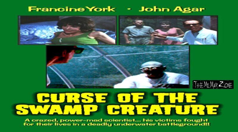Curse of the Swamp Creature 1968 — A Sci-fi / Horror Full-Length Movie