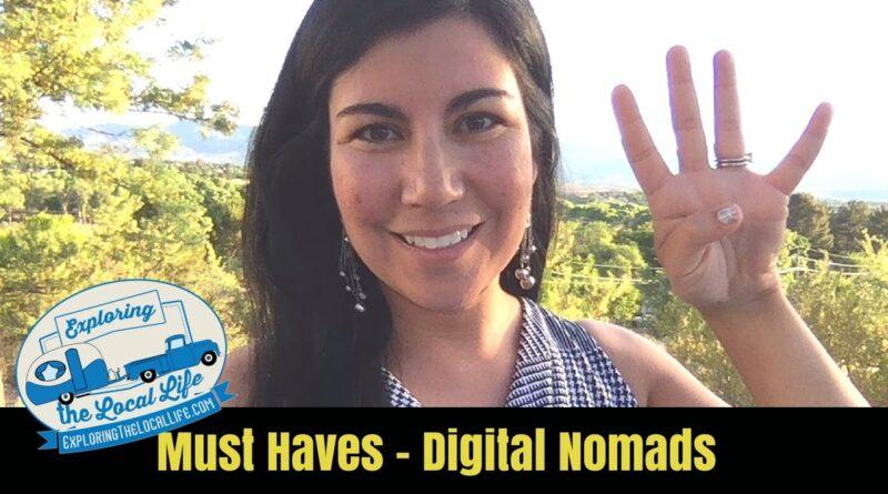 4 Must Haves for RV Digital Nomads – Full Time RV Living
