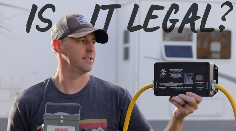 How To Protect RV Electrical! EMS Surge Protectors And More!