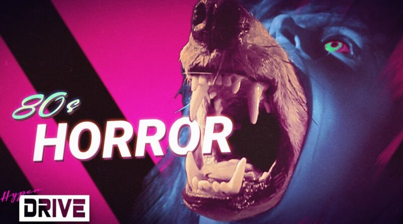 The Best Horror Movies From the '80s including Hidden Gems! (Part 1)