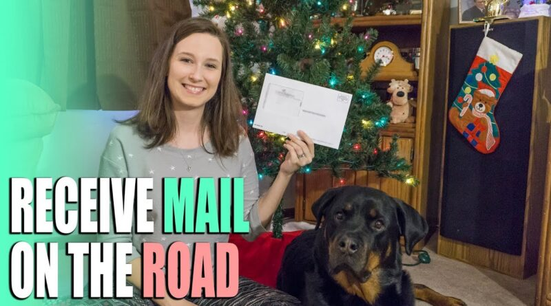How to Receive Mail on the Road – Mail Forwarding & State Residency for Full Time RVes