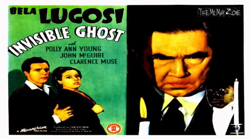Invisible Ghost 1941 — A Sci-fi / Horror  Movie Trailer